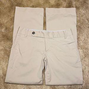 Gap Khaki Pants  Size 2